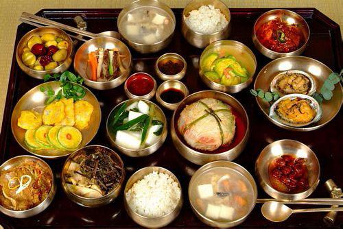 Cocina Coreana | La Cocina Coreana Alcanza Su Plenitud Korea Net The Official