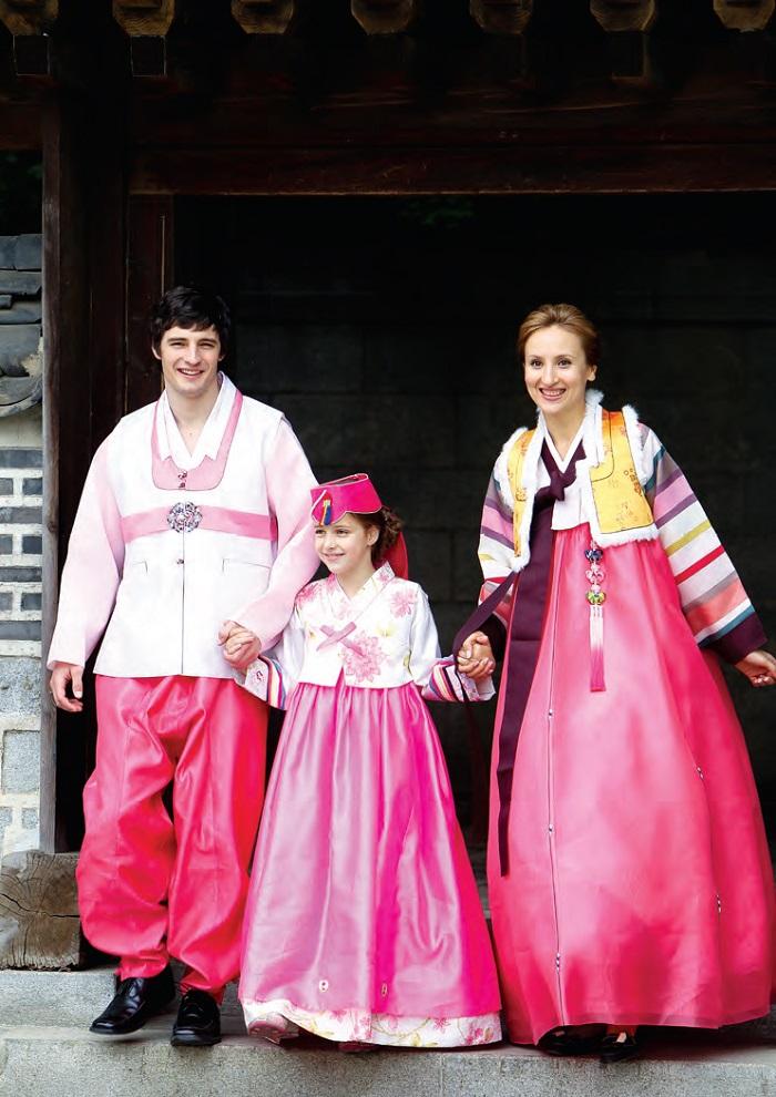 La vestimenta tradicional coreana: Hanbok : Korea.net : The official ...