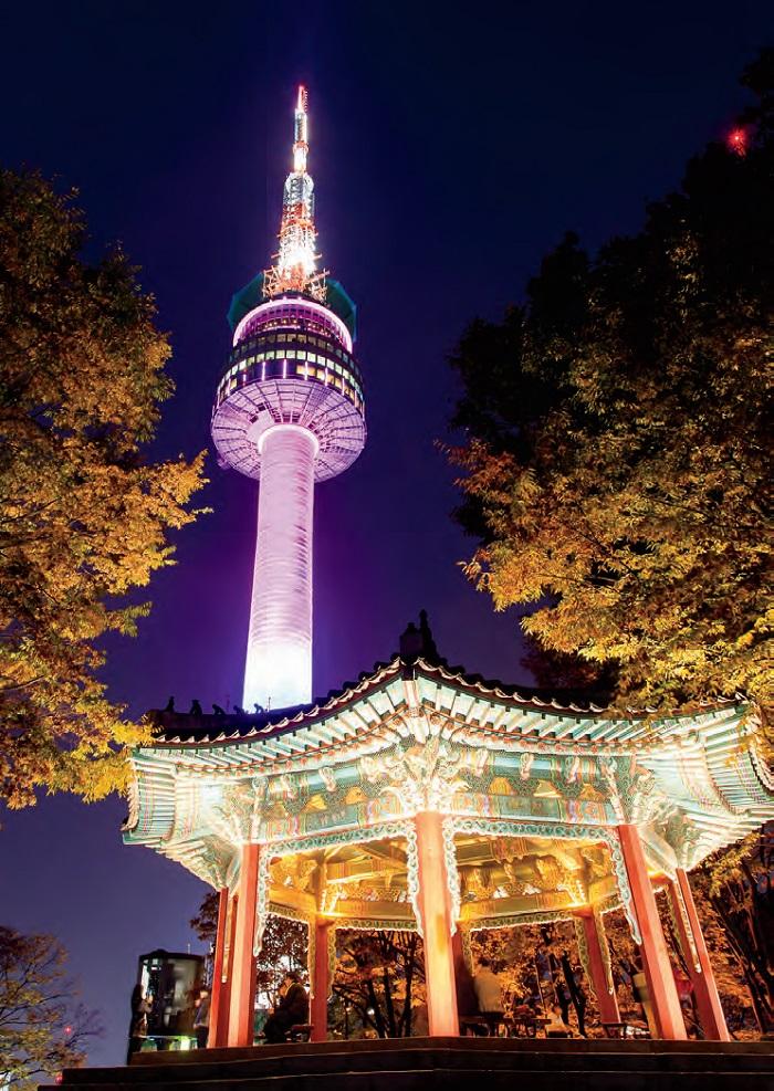 Namsan Park  The Seoul Guide