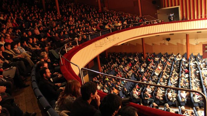 Opiniones de teatro monumental de madrid - Teatro coliseum madrid interior ...