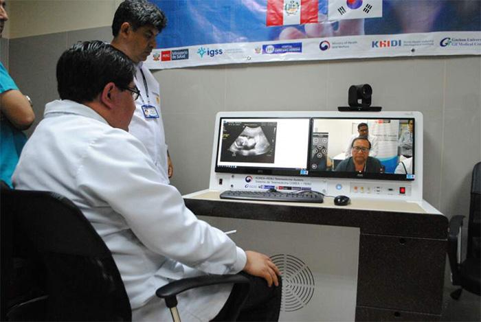 En Perú, se ponen en marcha servicios de telemedicina basados en ...