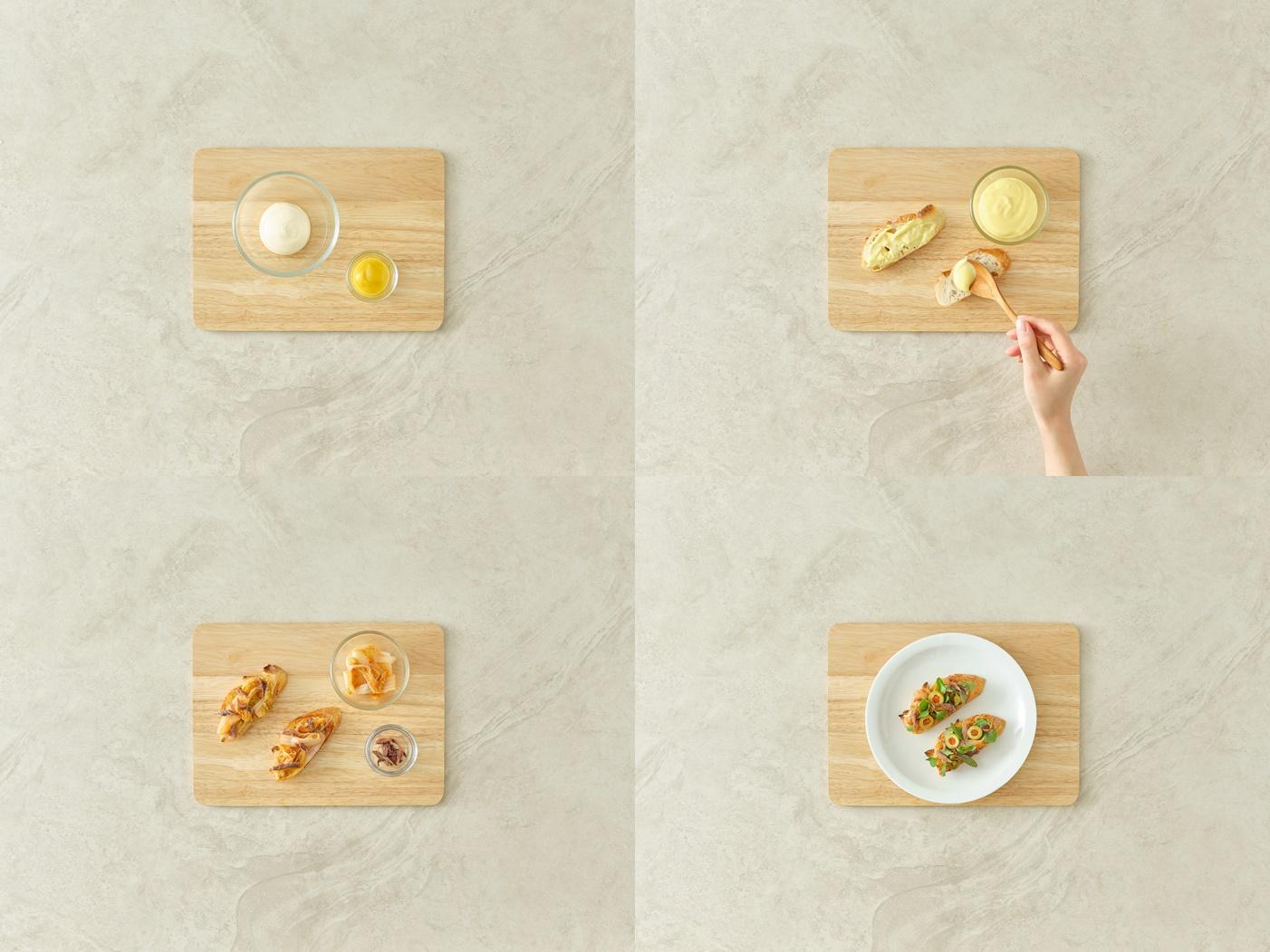 Kimchi Tapas Steps 5-8